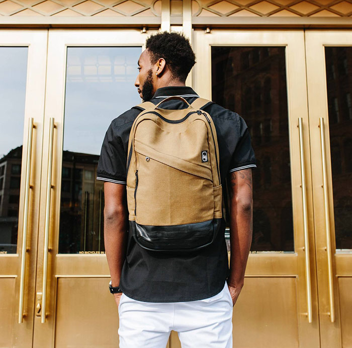 Made Trade Alchemy Goods Brooklyn Backpack