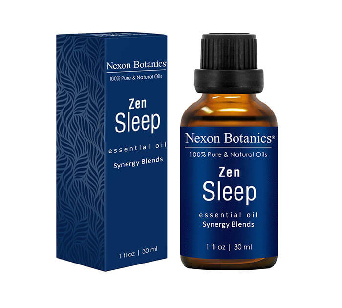 Nexon Botanics Zen Sleep Essential Oil