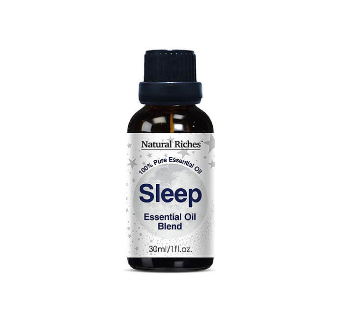 Natural Riches Aromatherapy Good Night Sleep Blend Essential Oil