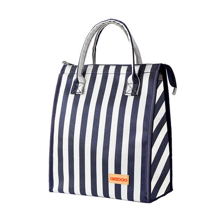 AIEBAO Reusable Tote Cooler Insulated Lunchbox
