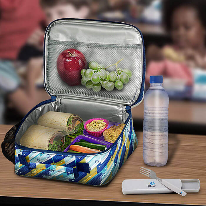 EZ-Bento Insulated Lunch Bag