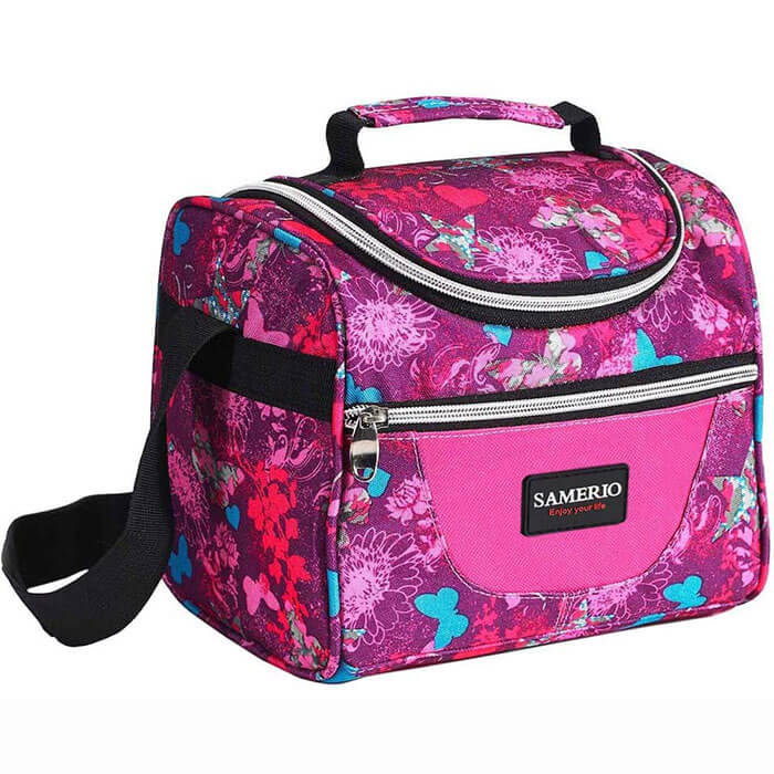 SAMERIO Lunch Bag