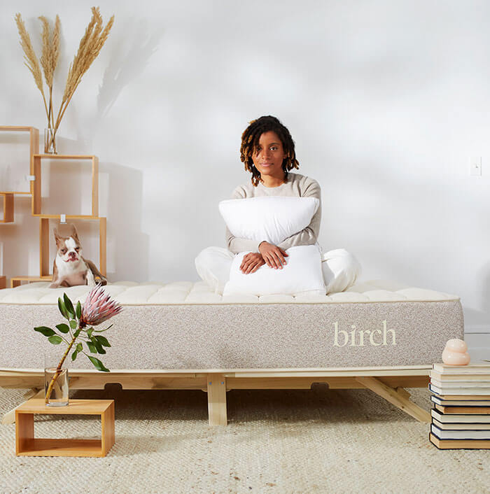 Birch Natural & Organic Mattress