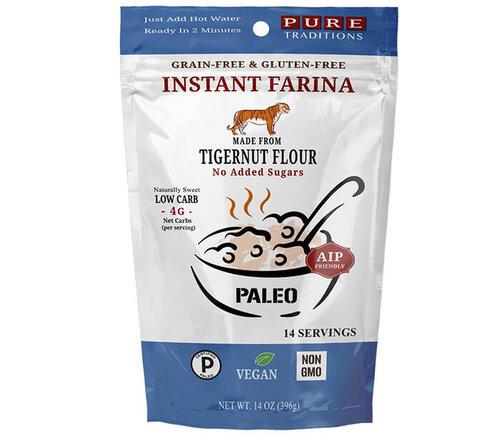 Instant Farina Gluten Free Instant Breakfast