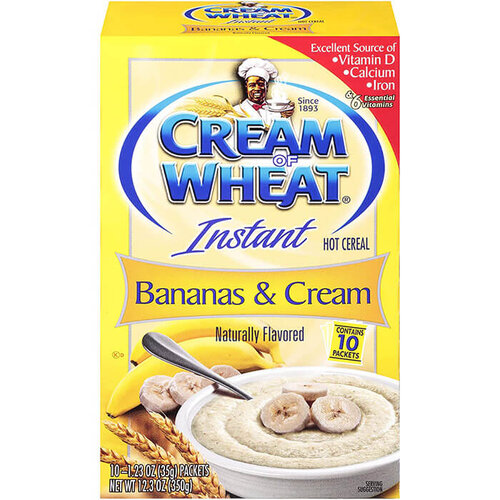 Instant Hot Cereal Breakfast