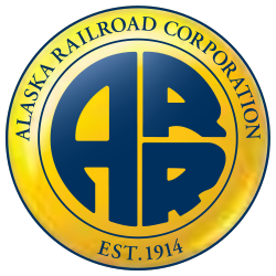 Alaska Railroad Corporation Logo