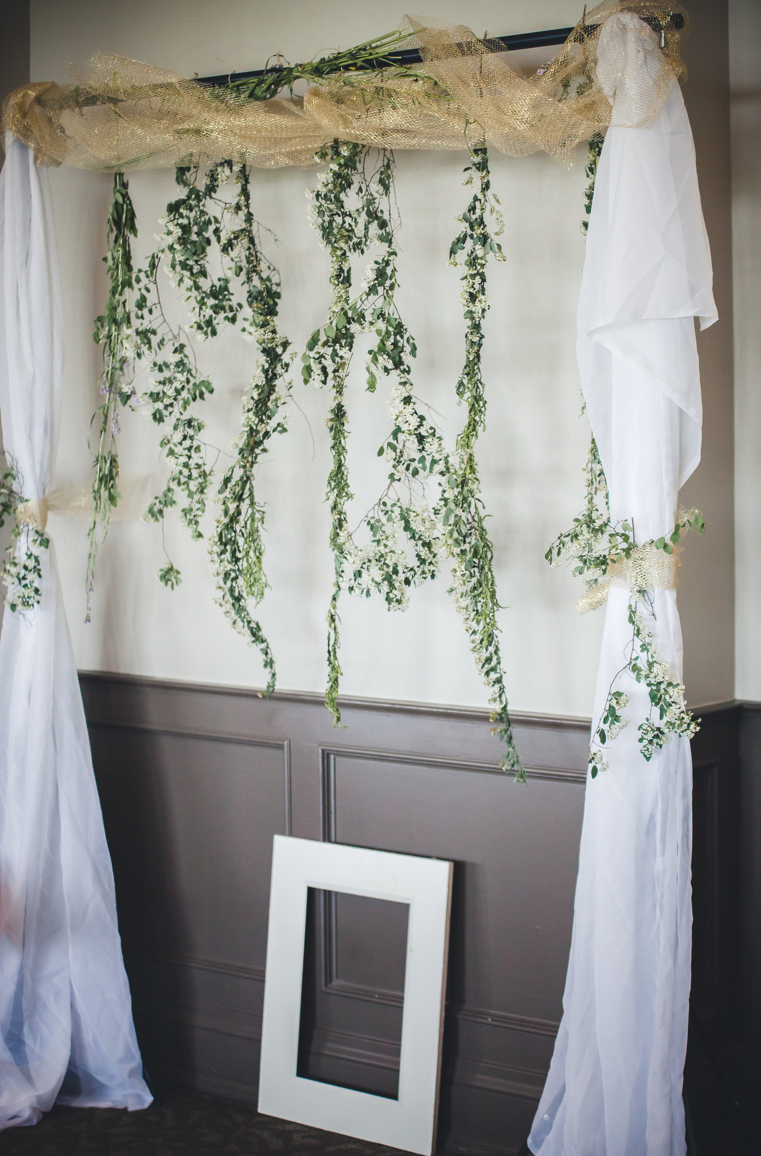 Wedding Backdrop Stand, Photo Booth Stand, DIY PHOTODROP STAND