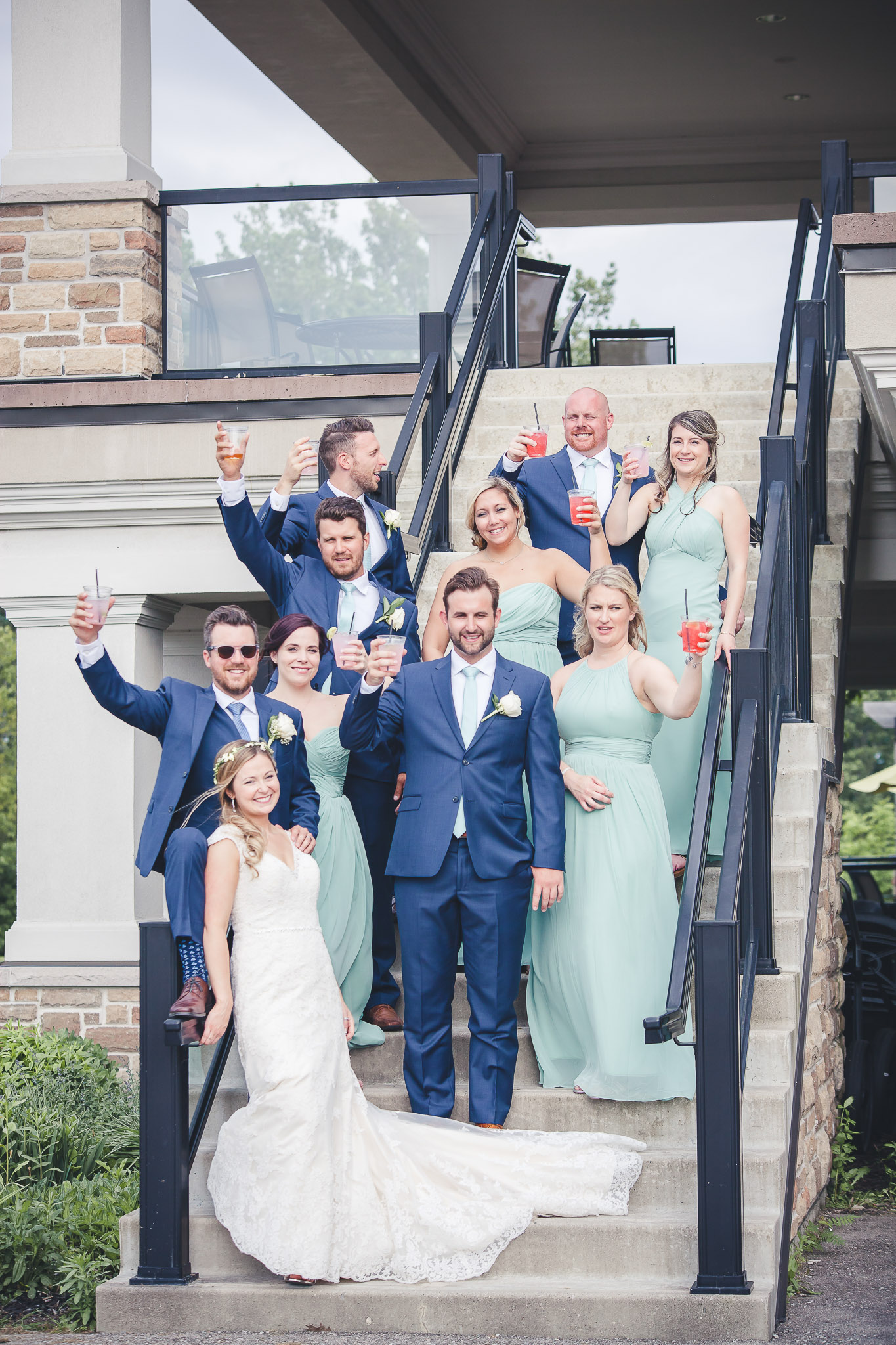 Wedding Party- Barrie Country Club
