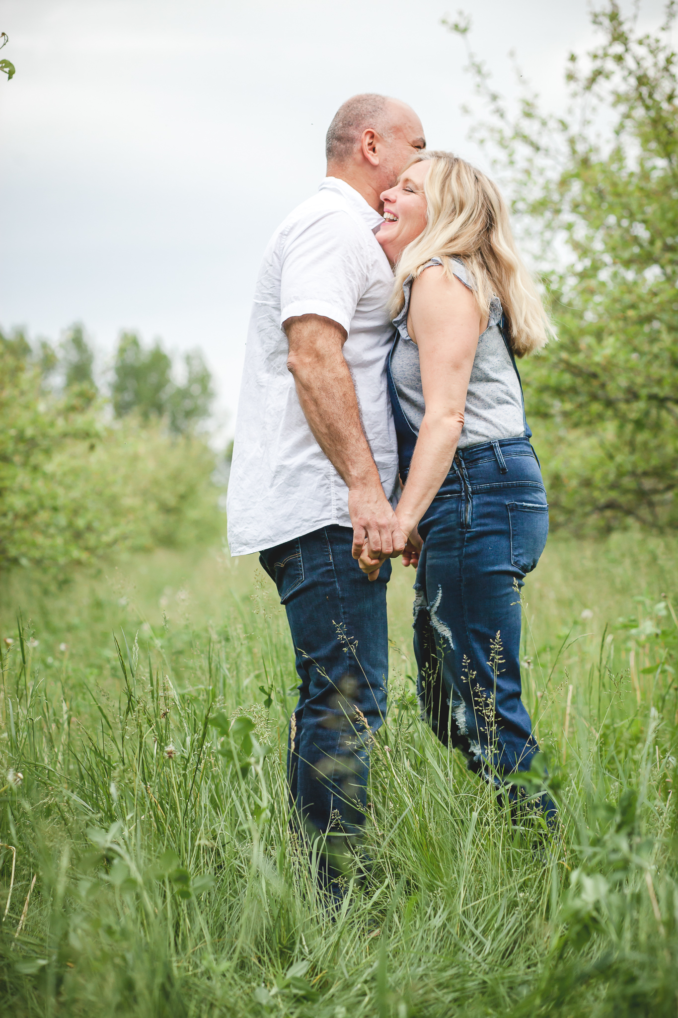 Family Photography- Lifestyle Family Photography- Candid Family Photography- Family Field- Family with Dog- Barrie Family Photographer- Apple Orchard Family Session- Smoke Bomb Photo (53 of 83).jpg