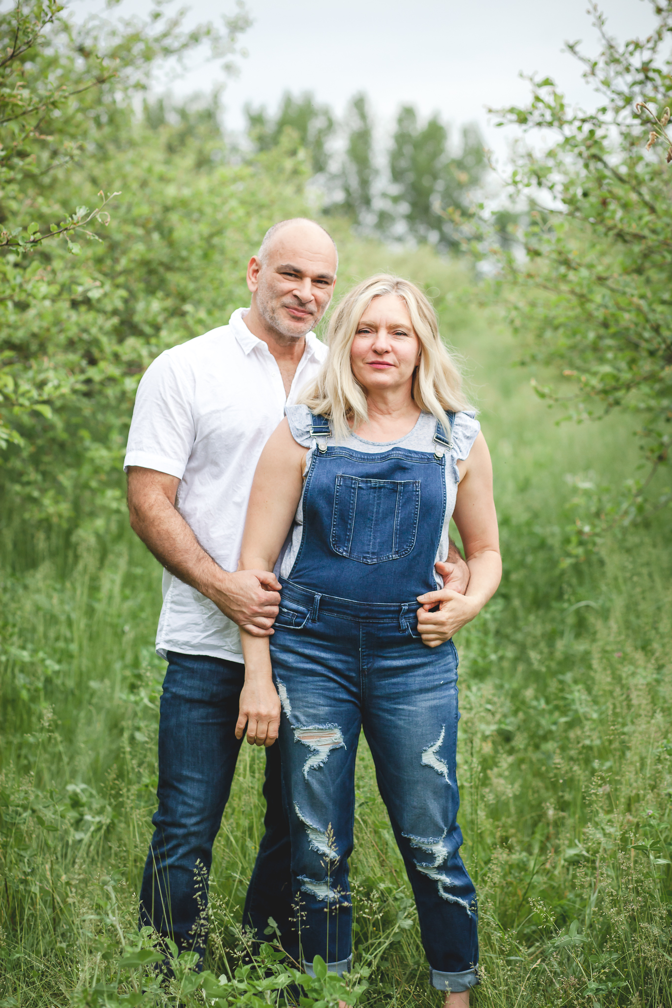 Family Photography- Lifestyle Family Photography- Candid Family Photography- Family Field- Family with Dog- Barrie Family Photographer- Apple Orchard Family Session- Smoke Bomb Photo (59 of 83).jpg