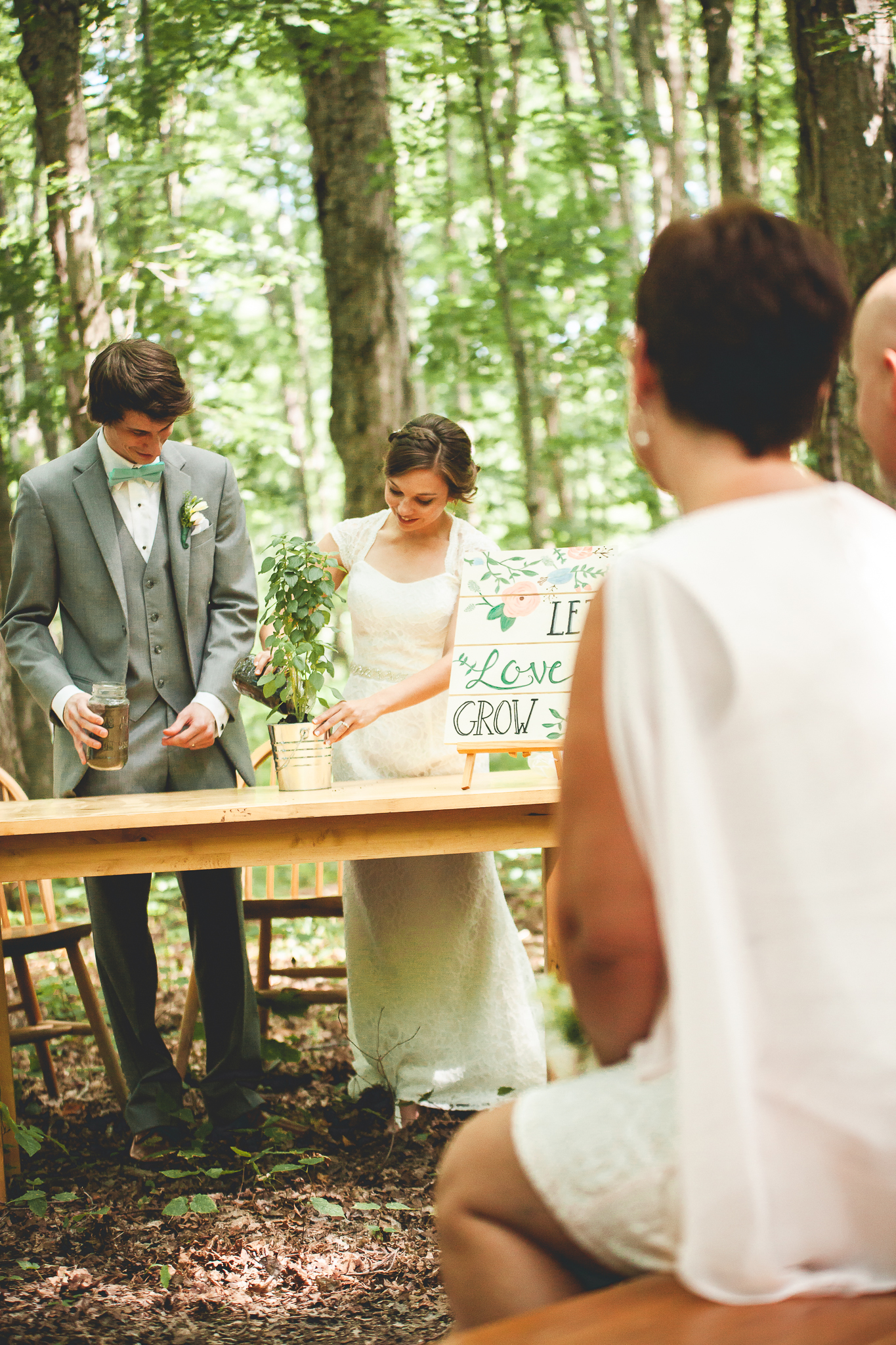 Amy D Photography- Barrie Wedding Photography- Wedding Photography Barrie- Forest Wedding - Forest Wedding Ceremony- Wedding Ceremony Ideas-87.jpg