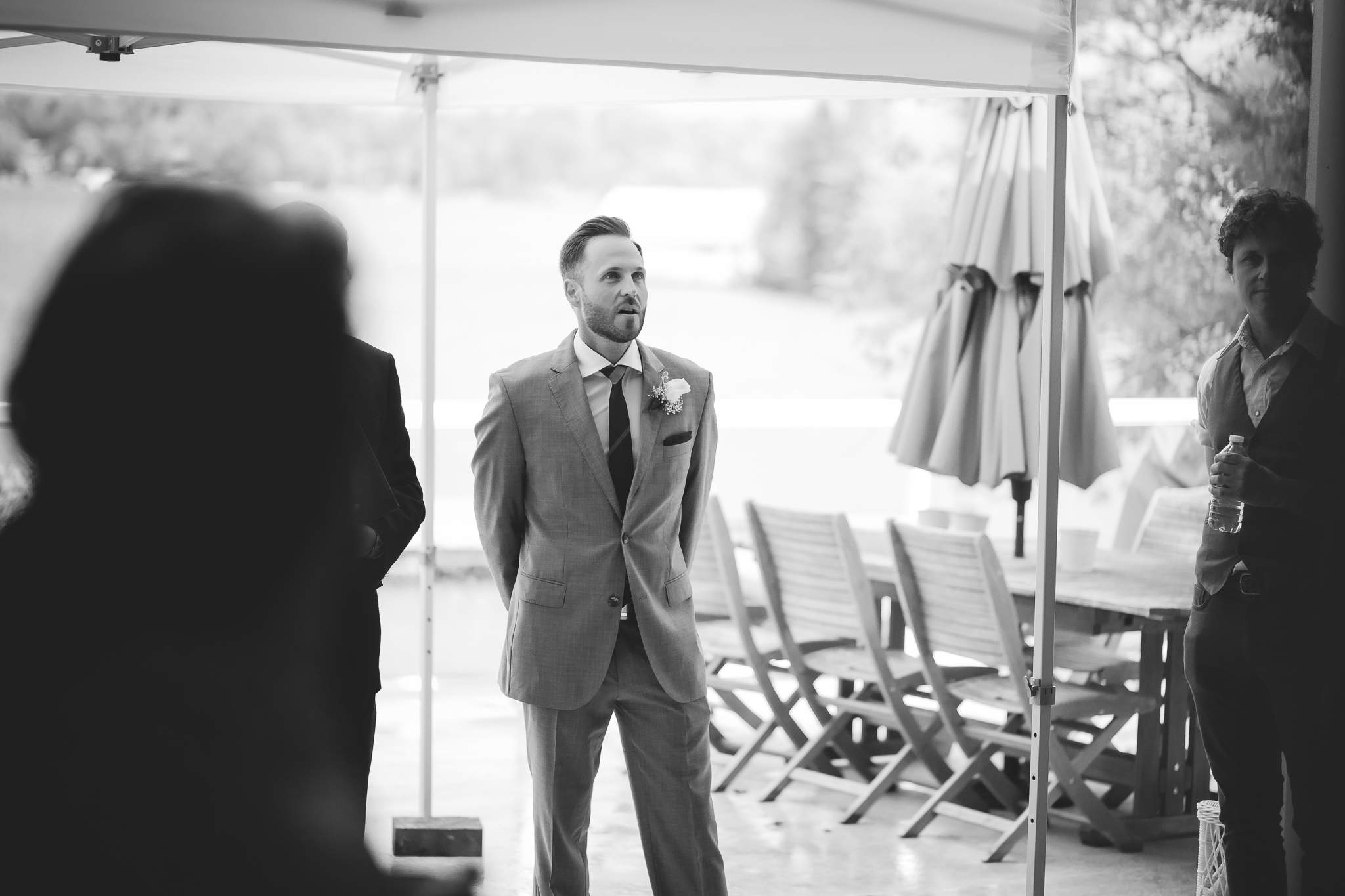 Amy D Photography- Barrie Wedding Photography- Bride Getting Ready- Muskoka Wedding Photography- Best Wedding Photographers- Weddings in Muskoka- Waterfront Ceremony (91 of 95).jpg