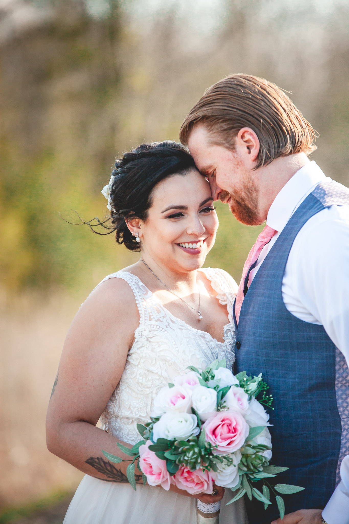 Amy D Photography- Bride and Groom-Barrie Wedding Photography Muskoka Wedding Photography Bride and Groom Poses Bride and Groom Train Tracks Snow Valley Wedding-33.jpg