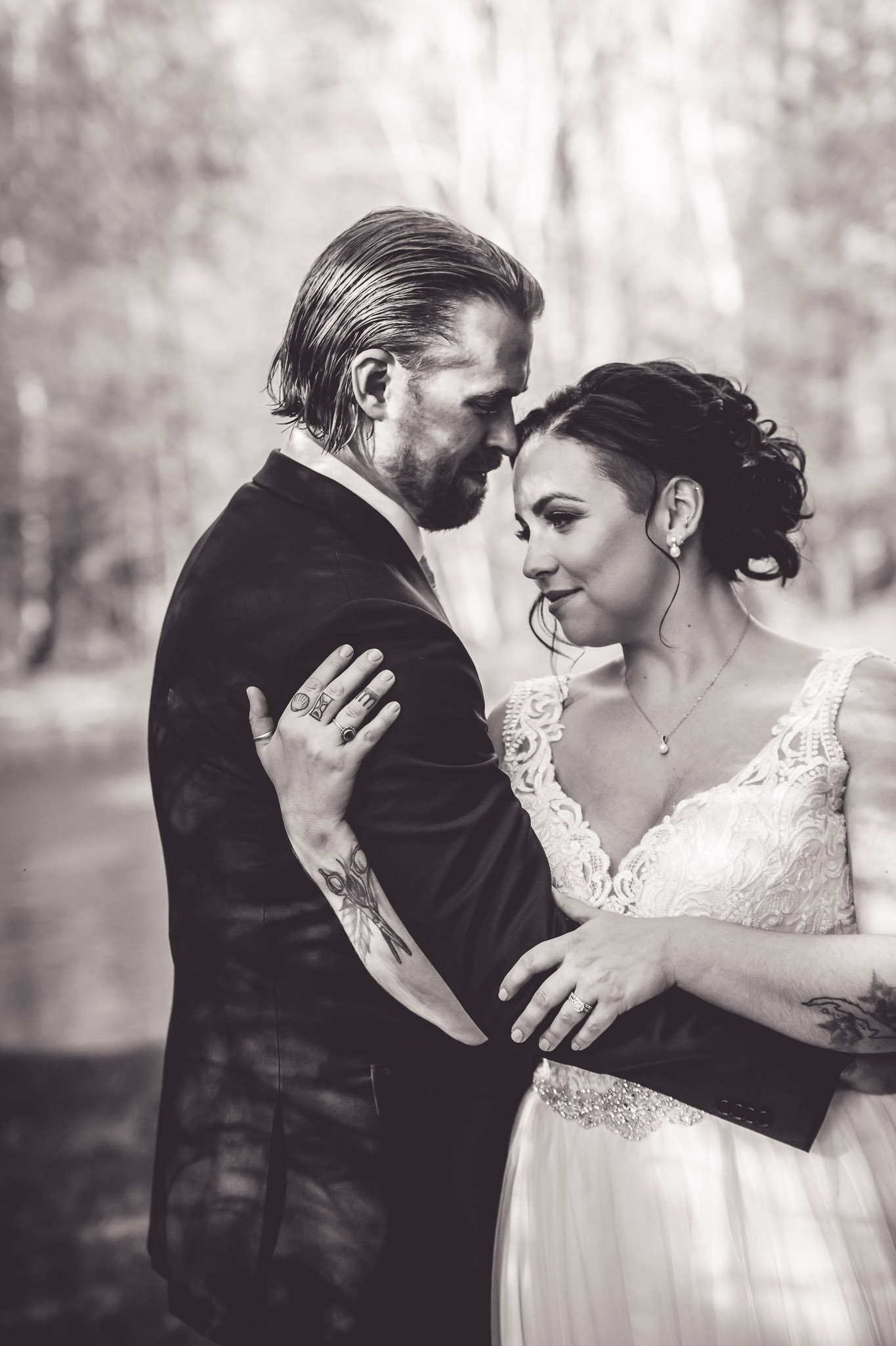 Amy D Photography- Bride and Groom-Barrie Wedding Photography Muskoka Wedding Photography Bride and Groom Poses Bride and Groom Train Tracks Snow Valley Wedding-122.jpg
