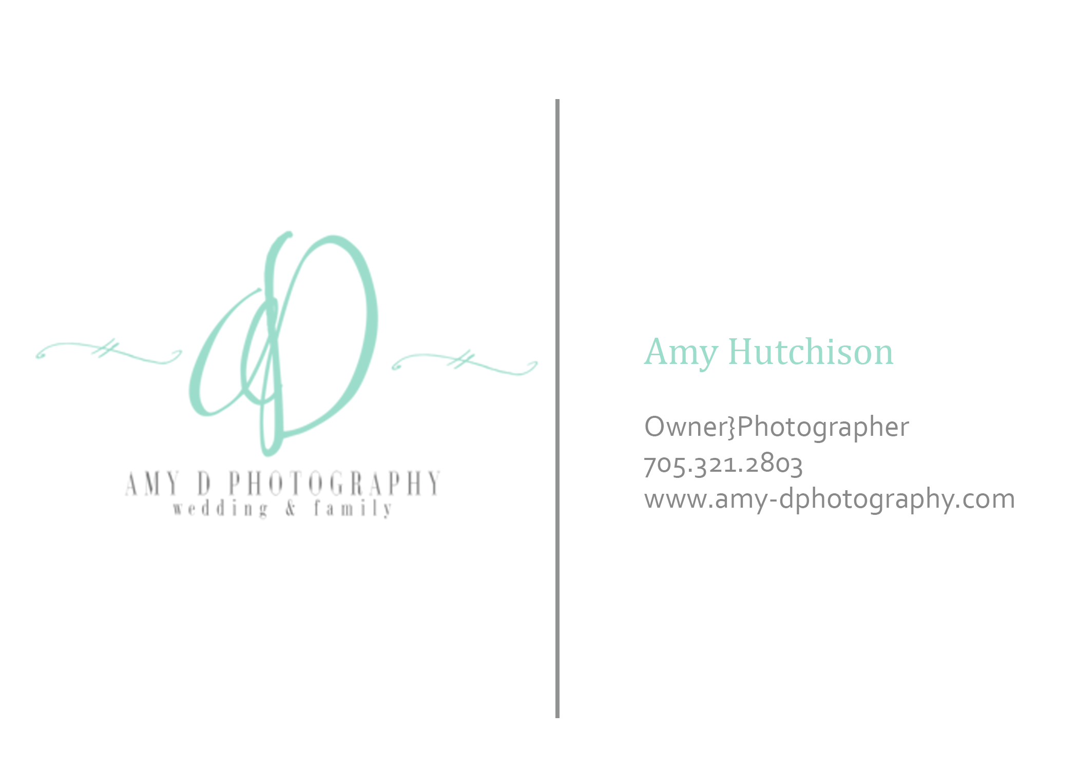 Amy D Photography Barrie Wedding Photographer Contact