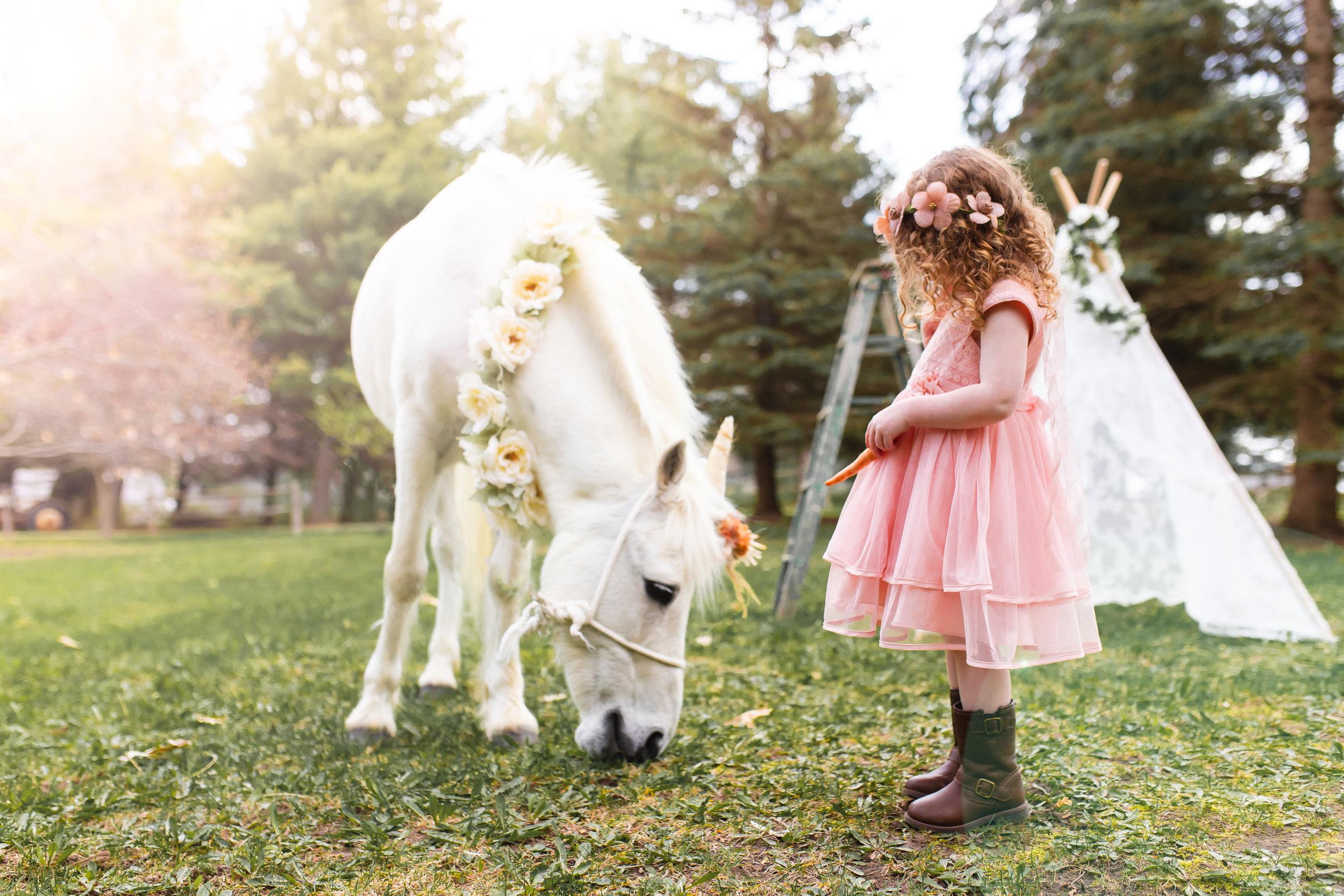 Magical - Unicorn Mini Sessions