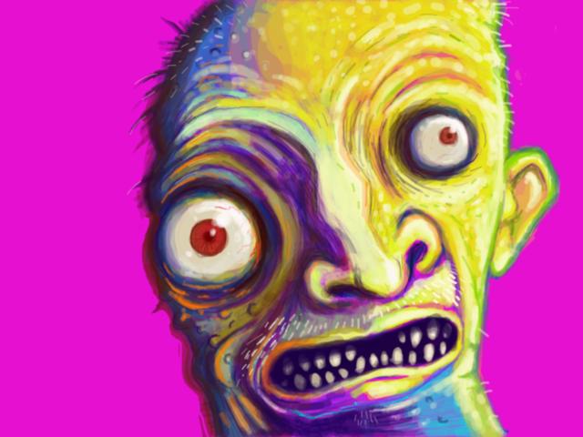 Moxarra Creeps & Weirdos #83489 1 of 150 Created at Dada.nyc