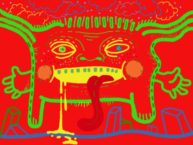 Moxarra Untitled NFS Created at Dada.nyc