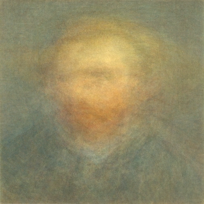 The average Van Gogh self-portrait