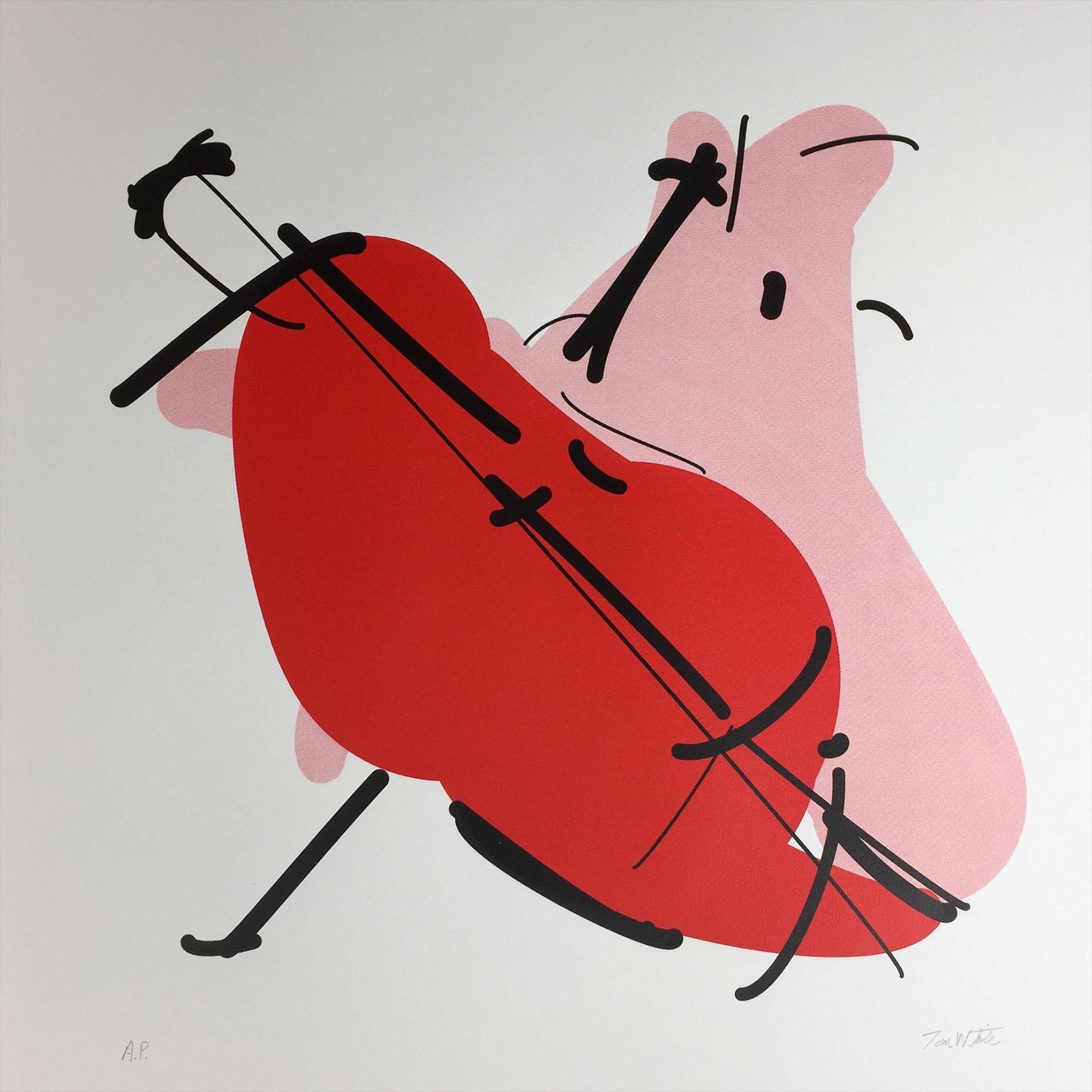Cello , Tom White, 2018