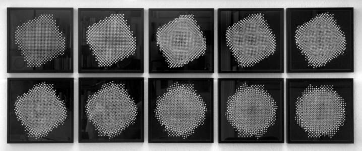10 Pinhole Structures , Gottfried Jäger, 1967/'94