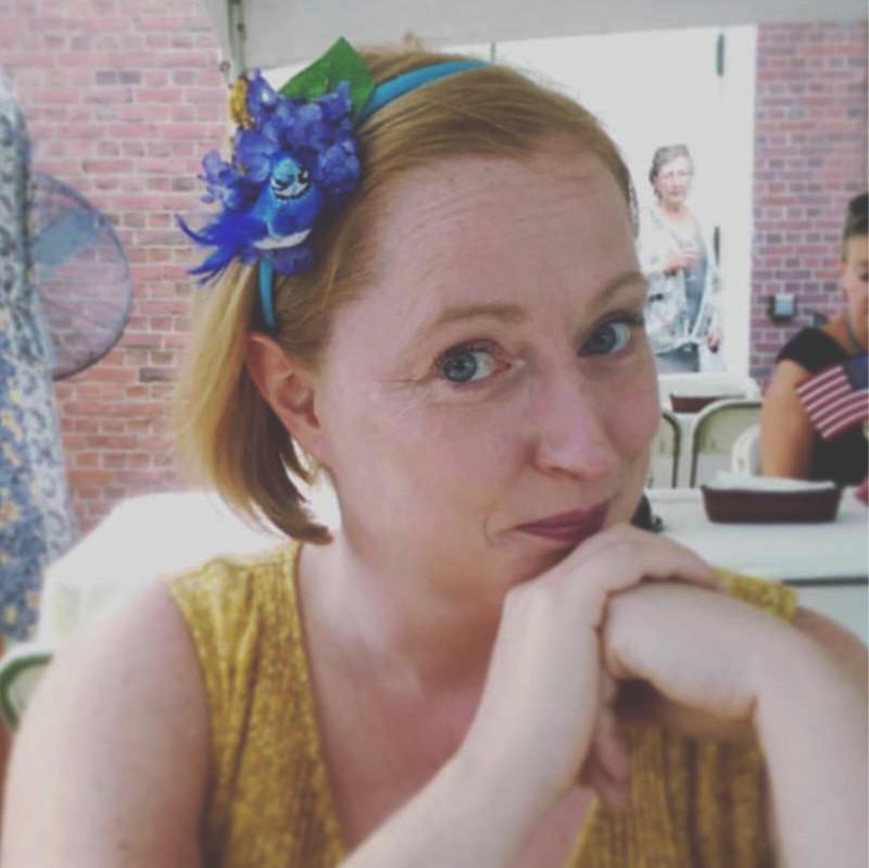 Erin Bailey, Senior Editor