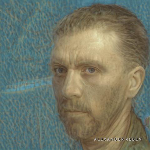 Alexander Reben,