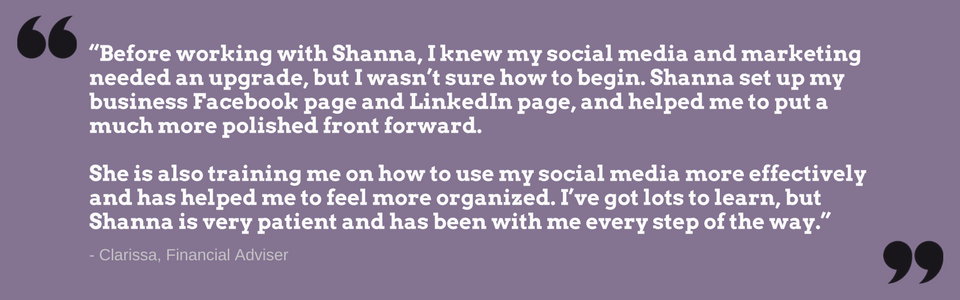 Shanna Forrestall _ Forrestall Consulting _ Reference
