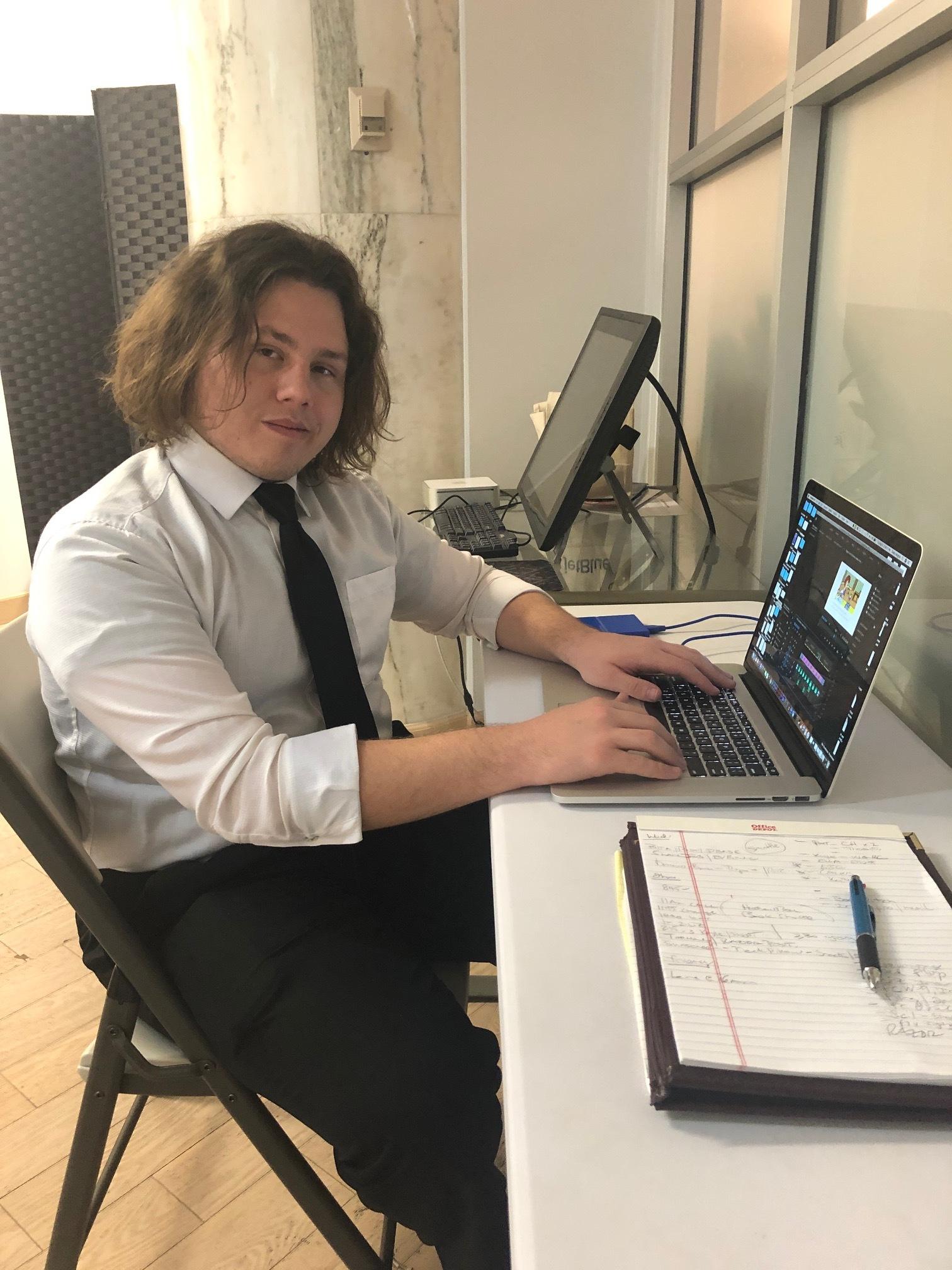 Kyle Helgren - Video Editor