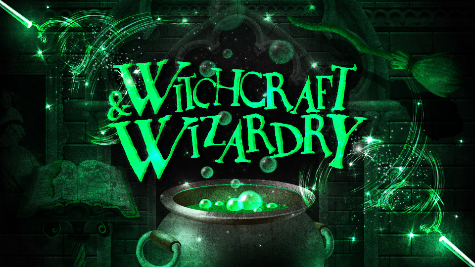 Witchcraft and Wizardry Escape Room