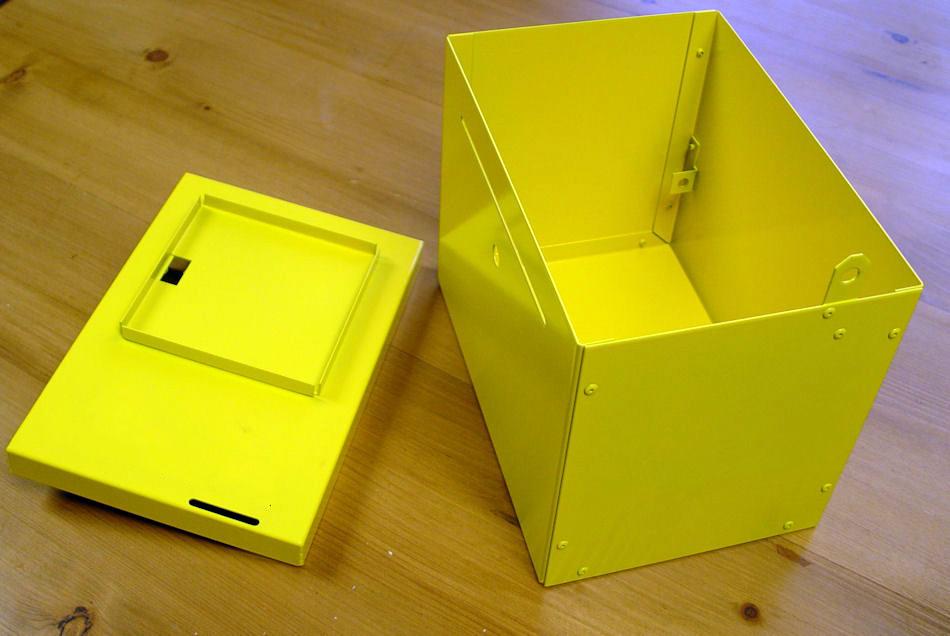 Battery Box w/Lid