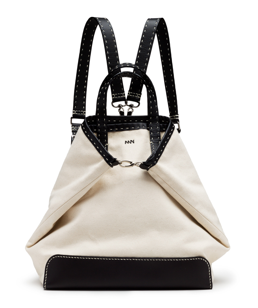 COLLECTION 17 - This bag is perfect for our on-the-go individual, switch from a tote to a backpack in seconds.