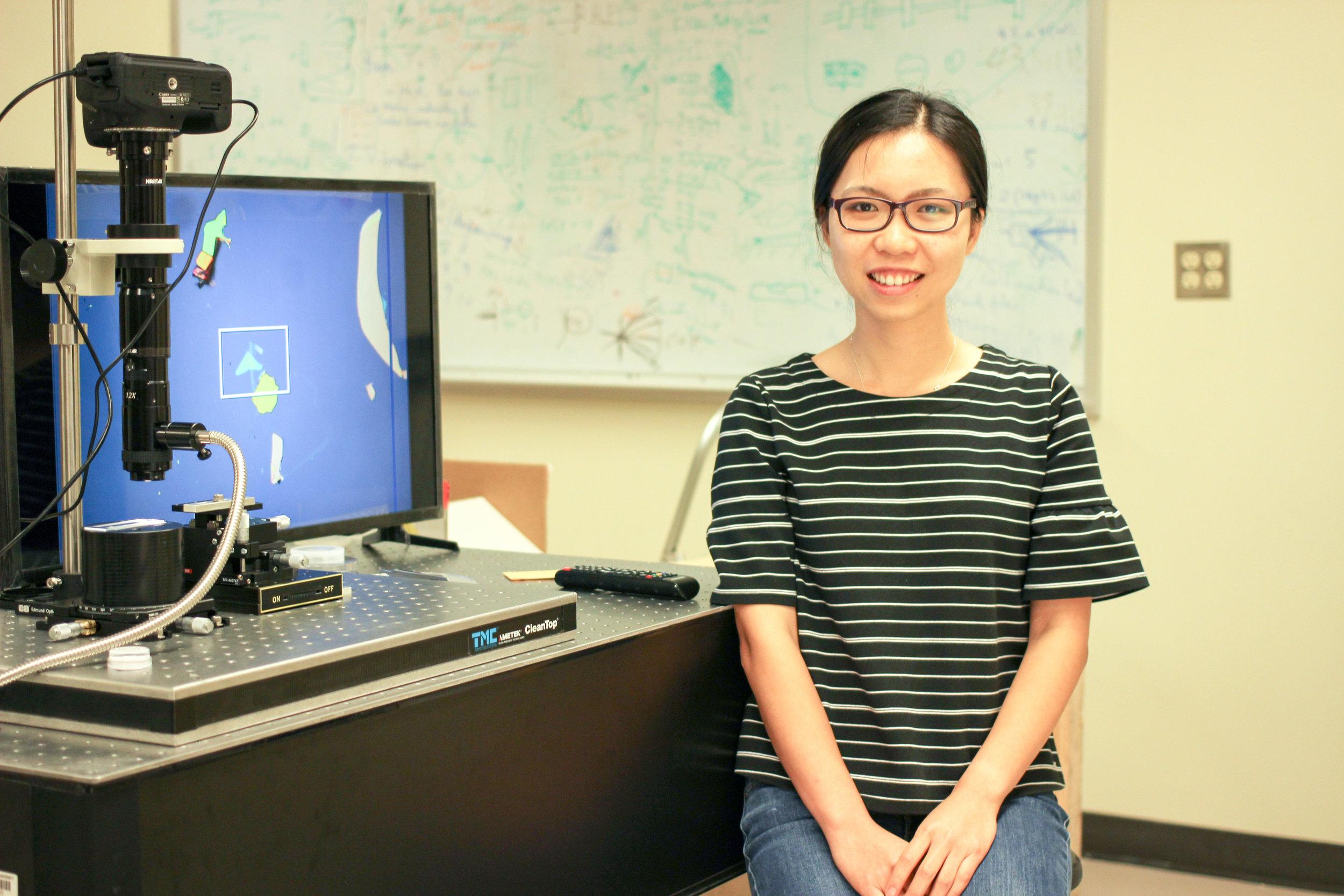 Dr. Xin Lu - PhD, Nanyang Technological University, Singapore