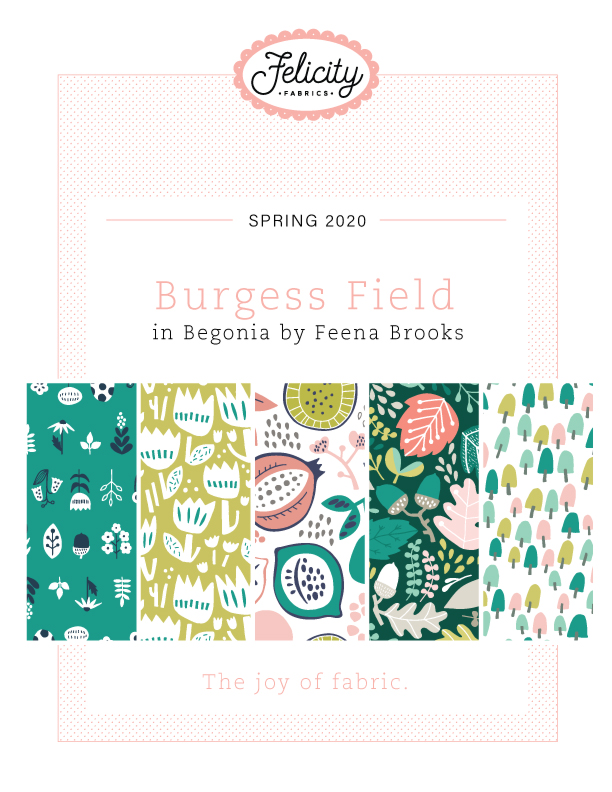 Burgess Field | Begonia
