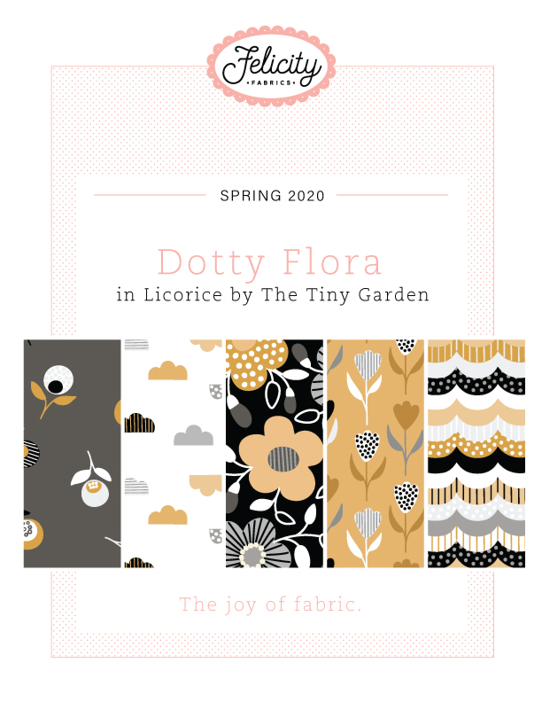 Dotty Flora | Licorice