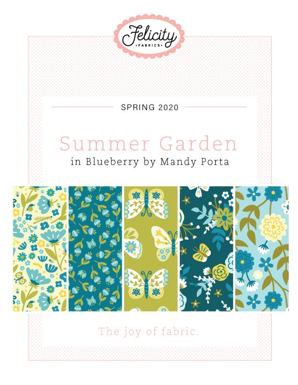 Summer Garden | Blueberry