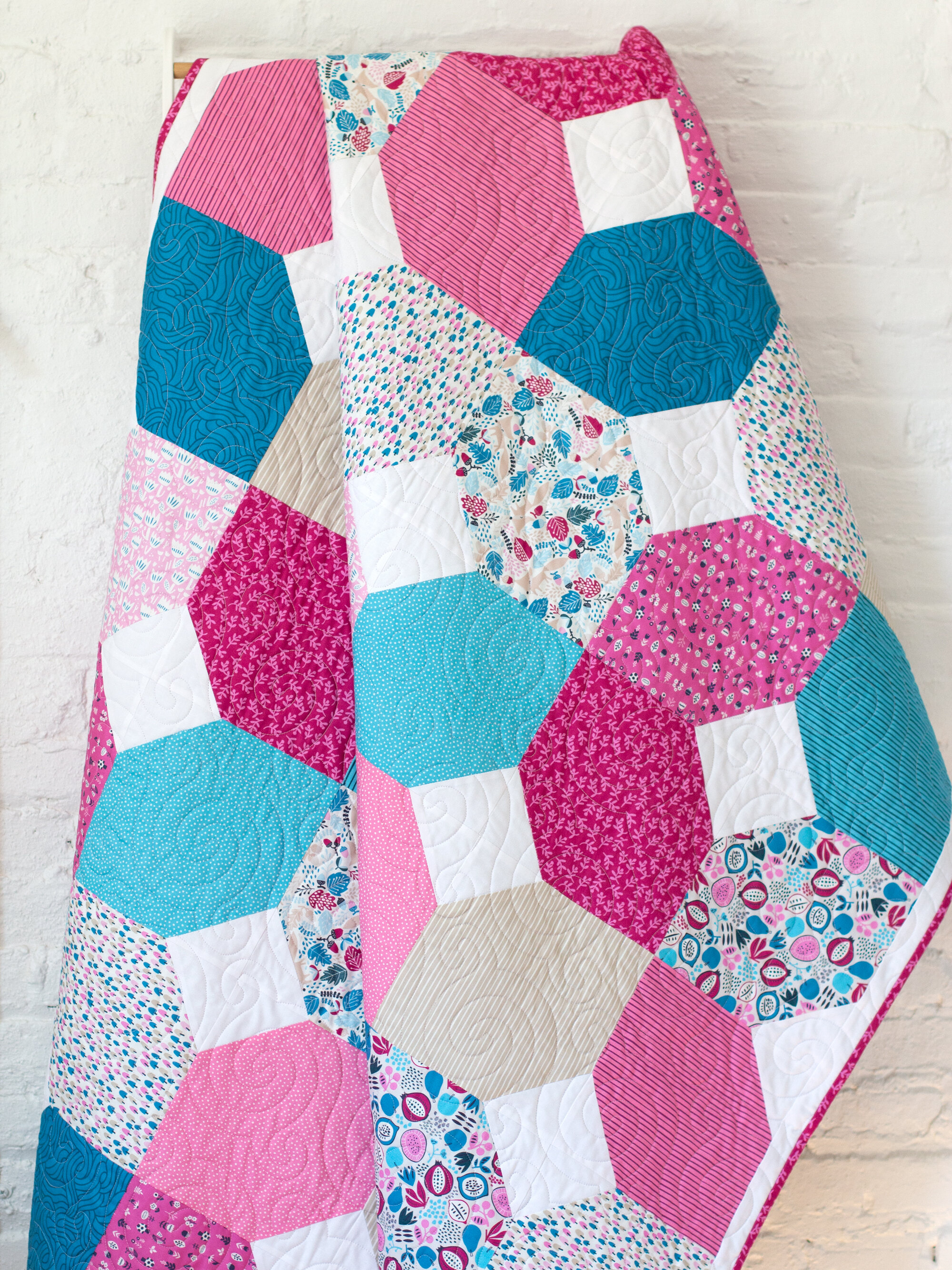 Scatter About Quilt