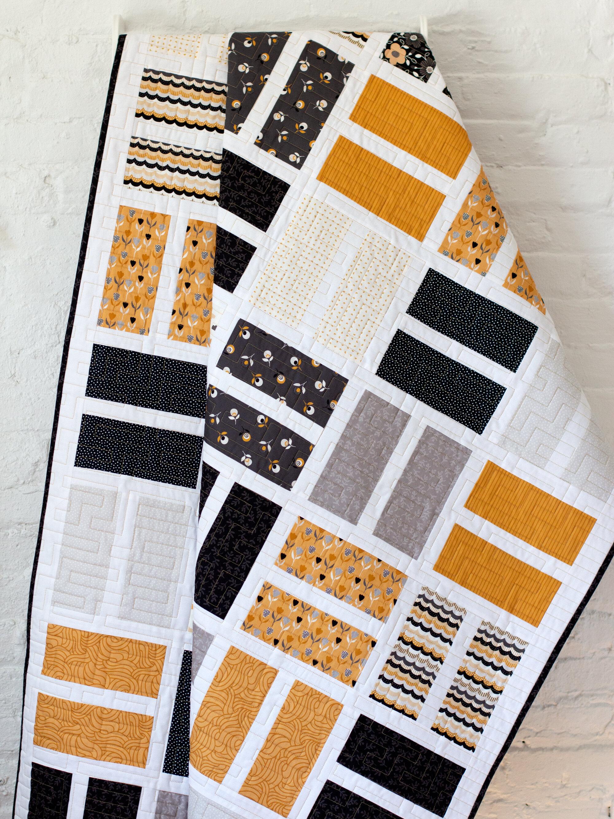 Patio Blocks Quilt