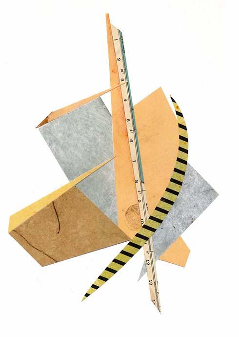 Stillpoint No. 5 , 9 x 12, Paper