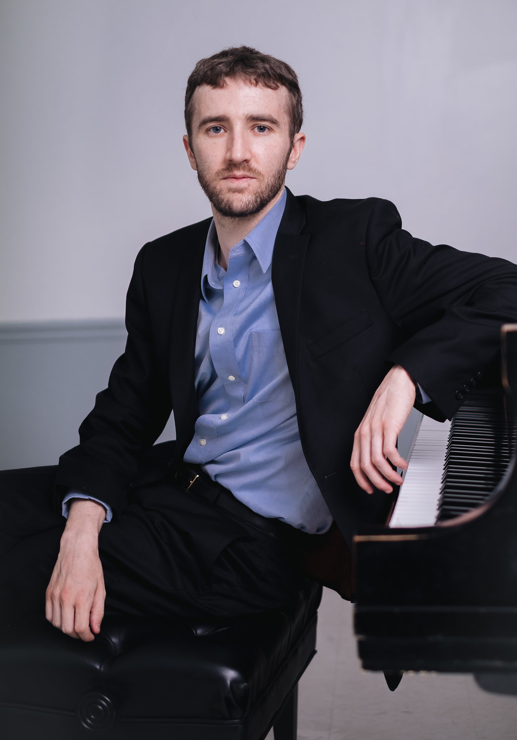 Sam Post, piano, composer