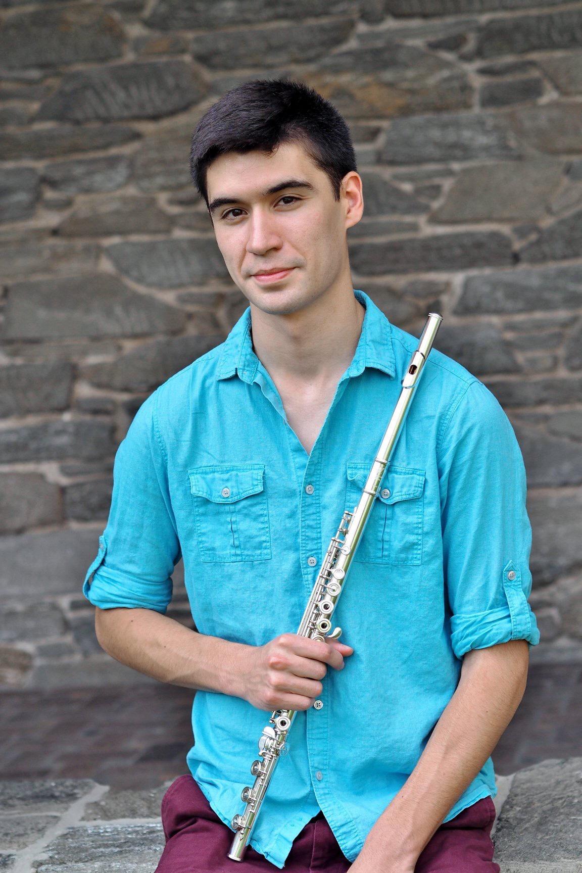 Cristian Dohler, flute