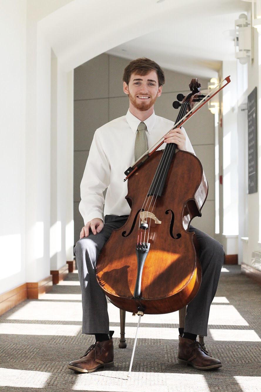 Peter Franklin, cello