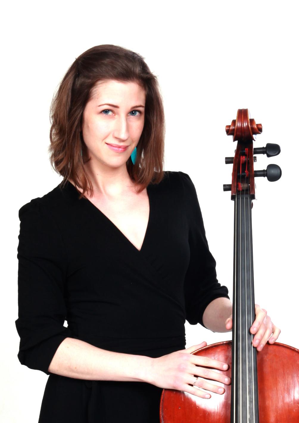 Susanna Mendlow, cello