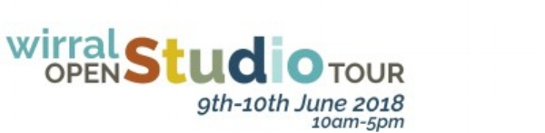 Open Studios - This weekend I will be part of the annual Open Studio Tour where creatives from all over Wirral open there doors to an inquisitive public. It promises to be the biggest yet so enjoy..
