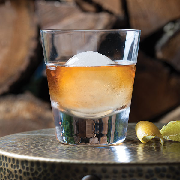 The Study Cocktail - ©Calumet Farm Bourbon Whiskey