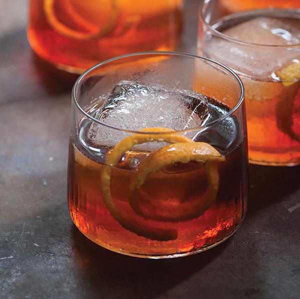 Wind Against Stone Cocktail - ©Calumet Farm Bourbon Whiskey