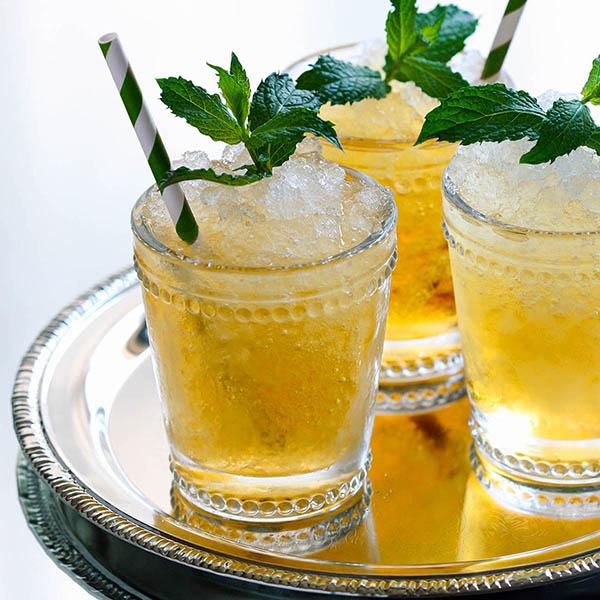Mint Julep Cocktail - ©Calumet Farm Bourbon Whiskey