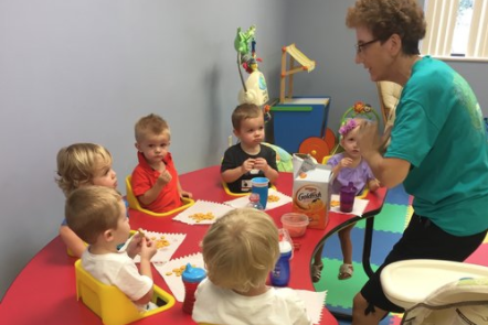 MOM'S MORNING OUT - NOV. 9- Drop off your little one for a morning offun! From 9am - 12pm our First Church nursery staffwill have lots of fun with your child playing games,going on the playground, taking a walk, having asnack, and doing a craft. For children ages 8 months- 4 years old. Only $12 for the whole 3 hours.Youdeserve a break too! Reserve your spot with Lisa.