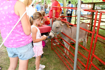 Fun for the Whole Family! - Brat Days has something fun for people of all ages! Pumping tunes, entertainers, wild rides, contests, and so much more. Come down to Brat Days this year to see what it's all about!