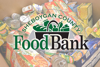 Support the Food Bank - We're teaming up with the Sheboygan County Food Bank to collect donations at Brat Days! Donate 3 non-perishable items to receive $1 off parking on the grounds.